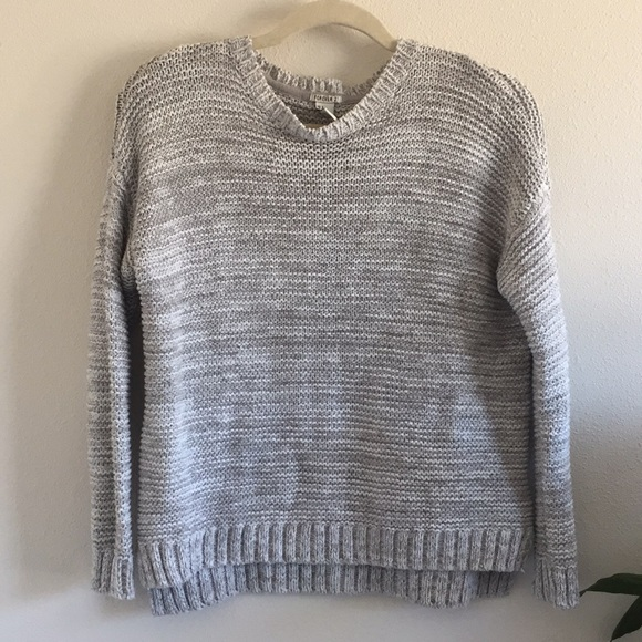 48126da5c935d7 Forever 21 Sweaters | Gray Crew Neck Sweater | Poshmark